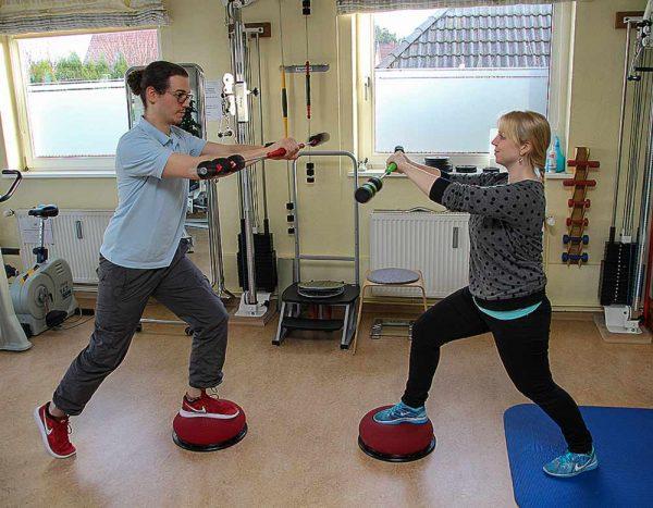 Medizinische Fitness Kurse